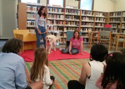 stefania cassia addestramento cani monza